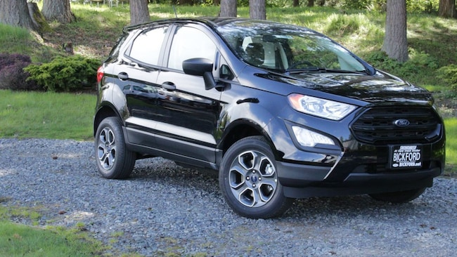 2019 Ford EcoSport S 4X4