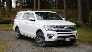 2019 Ford Expedition Max Limited 4x4 SUV