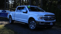 Used  2018 Ford F-150 Lariat 4WD SuperCrew Truck 1FTFW1EG9JKD70468 in Snohomish, WA