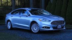 Used  2016 Ford Fusion SE HYBRID FWD Sedan 3FA6P0LU2GR187889 in Snohomish, WA