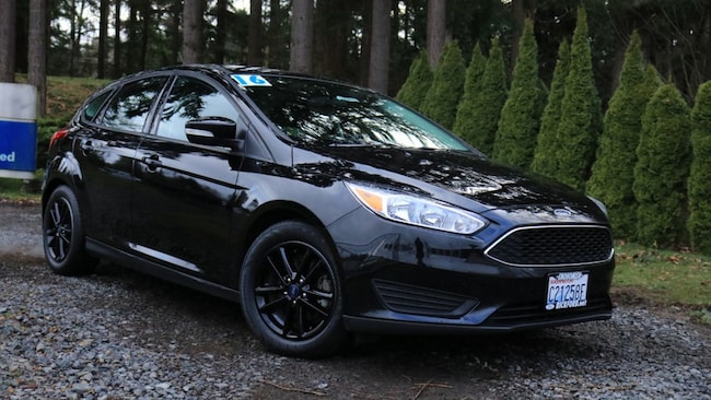2016 Ford Focus HB SE Hatchback