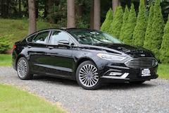 Used  2017 Ford Fusion SE AWD Sedan in Snohomish, WA
