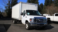 2017 Ford E-Series Cutaway Base 16' BOX TRUCK