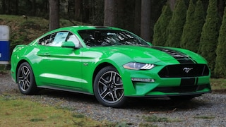 2019 Ford Mustang FASTBACK GT