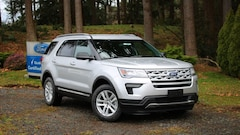 New Ford 2019 Ford Explorer XLT 4X4 SUV in Snohomish, WA