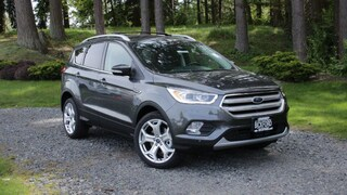 2019 Ford Escape TITANIUM 4X4