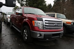 Used  2014 Ford F-150 Lariat 4WD SuperCrew Truck 1FTFW1ET8EFB04712 in Snohomish, WA