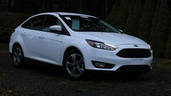 Used  2017 Ford Focus SE Sedan 1FADP3FE6HL308730 in Snohomish, WA