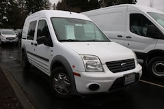 Used  2011 Ford Transit Connect 114.6 XLT w/o side or rear door glass Van NM0LS7BN8BT043864 in Snohomish, WA
