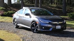 Used  2017 Honda Civic Sedan Touring CVT 19XFC1F91HE201373 in Snohomish, WA