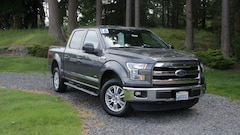 Used  2016 Ford F-150 LARIAT 4WD CREWCAB Truck 1FTEW1EP8GKE48162 in Snohomish, WA