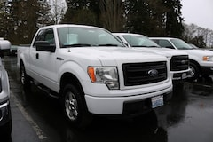 Used  2014 Ford F-150 STX 4WD SUPERCAB 1FTFX1EF4EFC96413 in Snohomish, WA