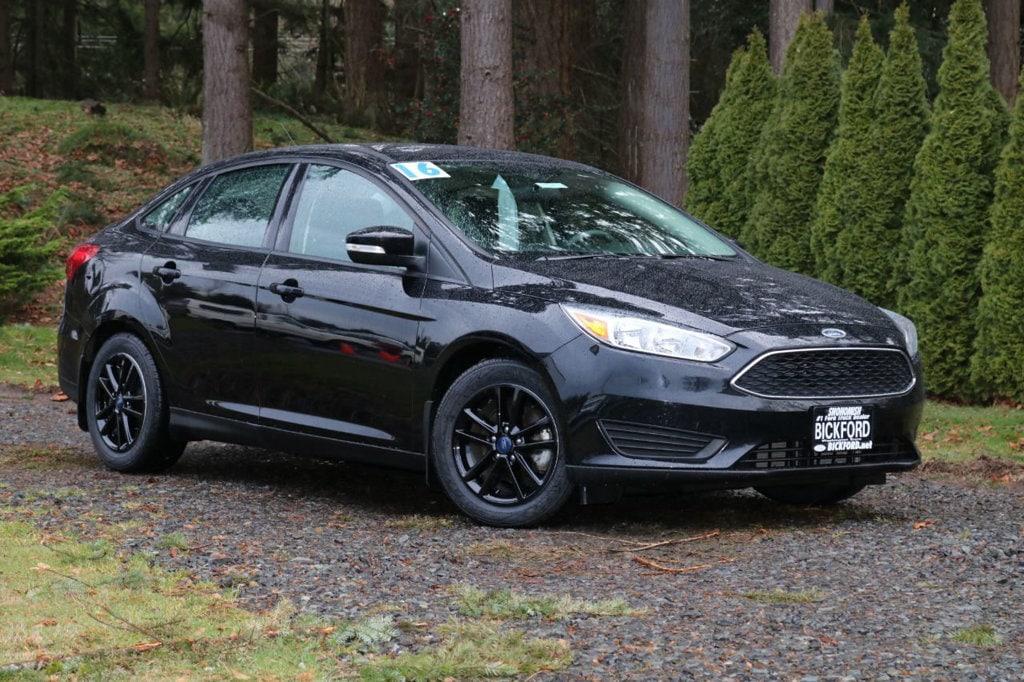 2016 Ford Focus Sedan