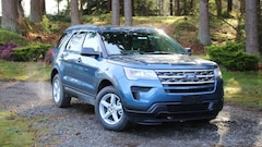 New Ford 2019 Ford Explorer BASE 4X4 SUV in Snohomish, WA