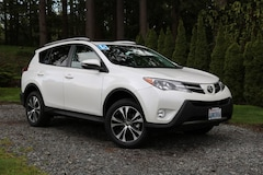 Used  2015 Toyota RAV4 LIMITED 2T3DFREV6FW327144 in Snohomish, WA