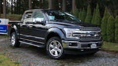 Used  2018 Ford F-150 Lariat 4WD SuperCrew Truck 1FTEW1EG8JKD22794 in Snohomish, WA
