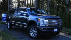 Used  2017 Ford Super Duty F-350 SRW Platinum 4WD CrewCab Truck 1FT8W3BT6HEC45670 in Snohomish, WA