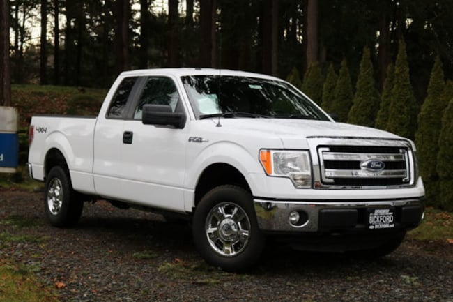 2014 Ford F-150 XLT 4WD SuperCab Truck