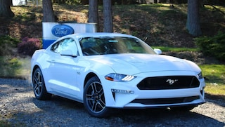 2019 Ford Mustang FASTBACK GT Coupe