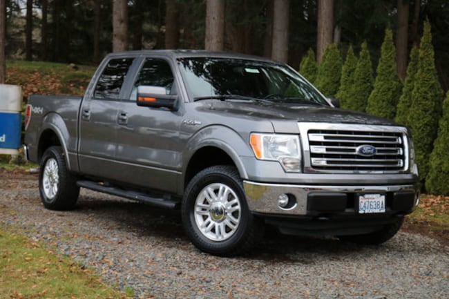 2014 Ford F-150 Truck
