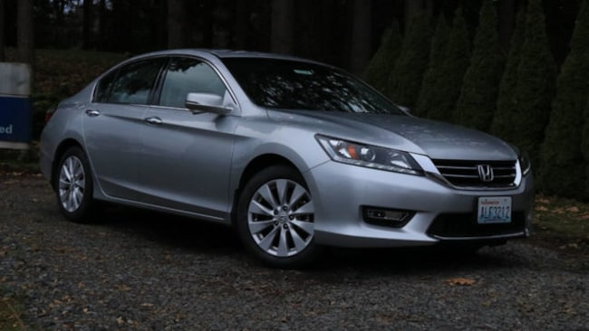 2013 Honda Accord Sedan V6 Automatic EX-L Sedan