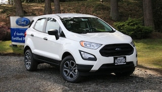 2019 Ford EcoSport S 4X4 SUV