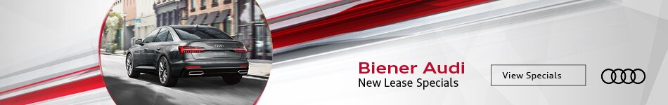 Biener Audi New Lease Specials