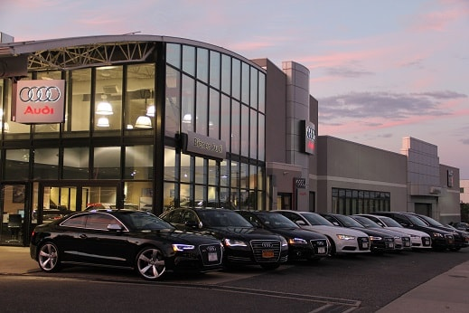 About Biener Audi Audi Dealership In Great Neck Ny