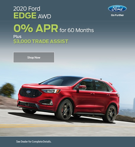 2020 Ford Edge AWD