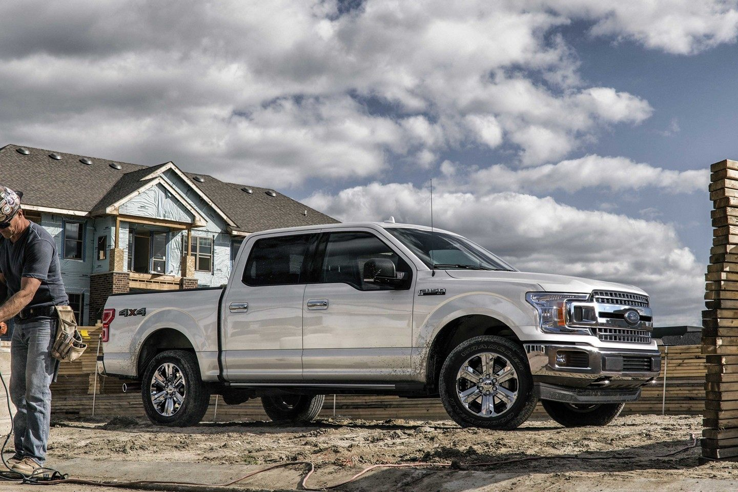 Big Ford Trucks >> Commercial Comparison Ford Vs Ram Big Country Ford