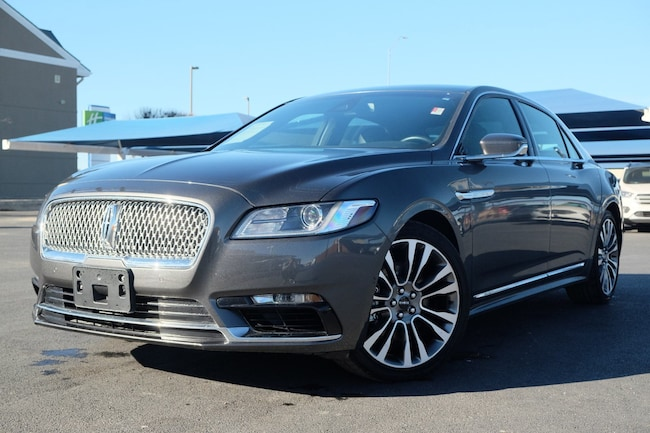 2017 Lincoln Continental Reserve Sedan