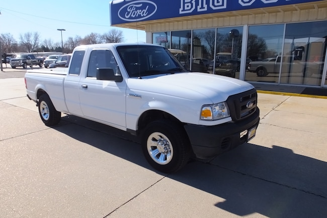 2011 Ford Ranger XL Extended Cab Short Bed Truck