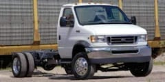 2007 Ford Econoline 350 Cutaway Base Chassis Truck