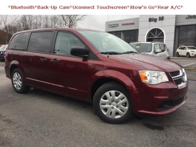 3572a2852ad699 New 2019 Dodge Grand Caravan SE Passenger Van For Sale in Nicholasville