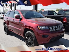 New 2018 Jeep Grand Cherokee ALTITUDE 4X4 Sport Utility J18309 for sale in Greenville, SC