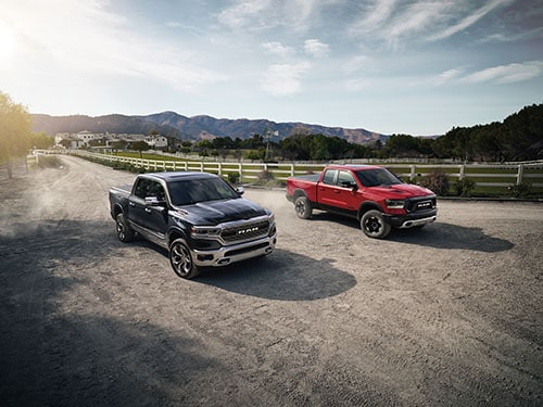 New 2020 & 2019 Chrysler, Dodge, Jeep & Ram Models, and Used
