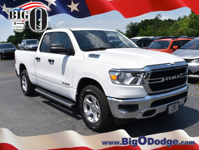 New 2019 Ram 1500 TRADESMAN QUAD CAB 4X2 6'4 BOX Quad Cab for sale/lease in Greenville, SC
