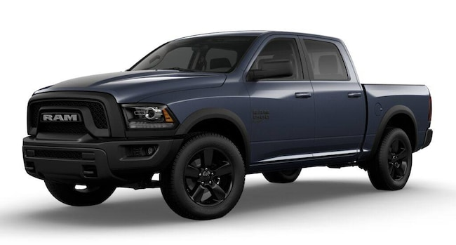 New 2019 Ram 1500 CLASSIC WARLOCK CREW CAB 4X2 5'7 BOX Crew Cab for sale/lease in Greenville, SC