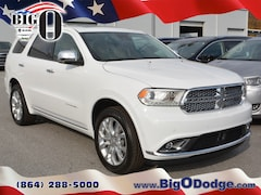 New 2018 Dodge Durango CITADEL AWD Sport Utility for sale in Greenville, SC