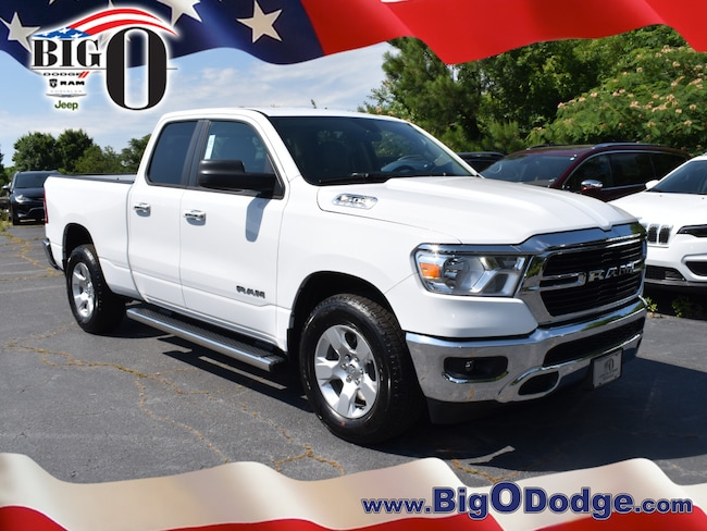New 2019 Ram 1500 BIG HORN / LONE STAR QUAD CAB 4X2 6'4 BOX Quad Cab for sale/lease in Greenville, SC