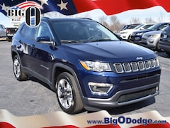 New 2018 Jeep Compass LIMITED FWD Sport Utility for sale in Greenville, SC