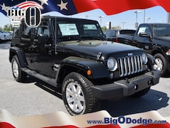 New 2018 Jeep Wrangler Unlimited WRANGLER JK UNLIMITED SAHARA 4X4 Sport Utility for sale in Greenville, SC
