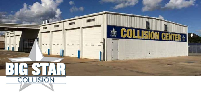 Collision Center Big Star Ford - Ford collision center