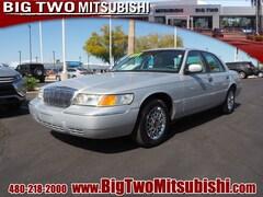 Used 1998 Mercury Grand Marquis LS LS  Sedan 2MEFM75W8WX623007 near Phoenix, AZ