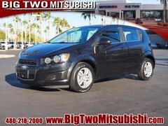 Used 2015 Chevrolet Sonic LT Auto LT Auto  Hatchback 1G1JC6SG6F4211514 near Phoenix, AZ