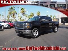 Used 2014 Chevrolet Silverado 1500 2WD Crew CAB 143.5  LT W/ 4x2 LT  Crew Cab 5.8 ft. SB 3GCPCREC6EG516850 near Phoenix, AZ