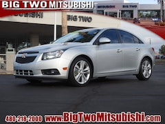 Used 2012 Chevrolet Cruze LTZ LTZ  Sedan w/1LZ 1G1PH5SC7C7253266 near Phoenix, AZ