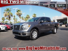 Used 2018 Nissan Titan Crew CAB 4X2 Truck 4x2 S  Crew Cab 1N6AA1E67JN503966 near Phoenix, AZ