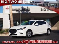 Used 2018 Mazda Mazda3 Sport Sport  Hatchback 6A 3MZBN1K78JM199840 near Phoenix, AZ