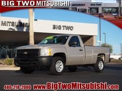 Used 2009 Chevrolet Silverado 1500 Work Truck 4x2 Work Truck  Regular Cab 6.5 ft. SB 1GCEC14029Z183729 near Phoenix, AZ